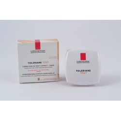 LA ROCHE POSAY TOLERIANE Fond de teint compact correcteur teint beige clair 9g