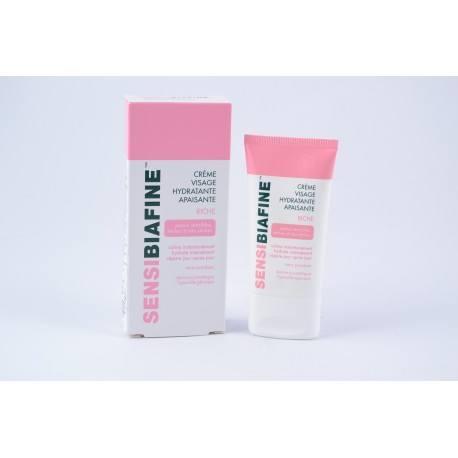 SENSIBIAFINE Crème riche hydrat apais T/40ml