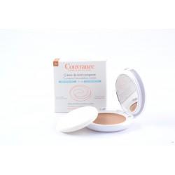 AVENE COUVRANCE Crème de teint compacte Oil-free Miel Boitier de 9,5g