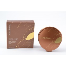 GALENIC SOINS SOLEIL SPF10 Poudre bronzante visage 12g