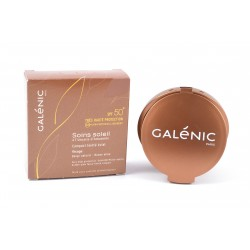 GALENIC SOINS SOLEIL SPF50+ Compact teint 9g