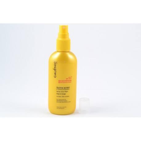 GALENIC SOINS SOLEIL SPF50+ Spray ult-lg125ml