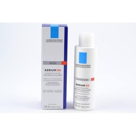 LA ROCHE POSAY KERIUM DS Shampooing antipelliculaire intensif Flacon de 125ml