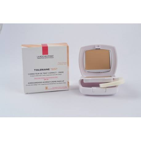 LA ROCHE POSAY TOLERIANE Fd teint comp corr teint ivoire 9g