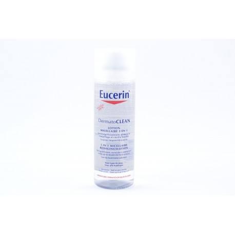 EUCERIN DERMATOCLEAN Lot micell 3en1 Fl/200ml