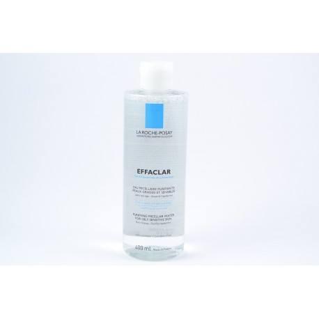 LA ROCHE POSAY EFFACLAR Eau micellaire purif Fl/400ml