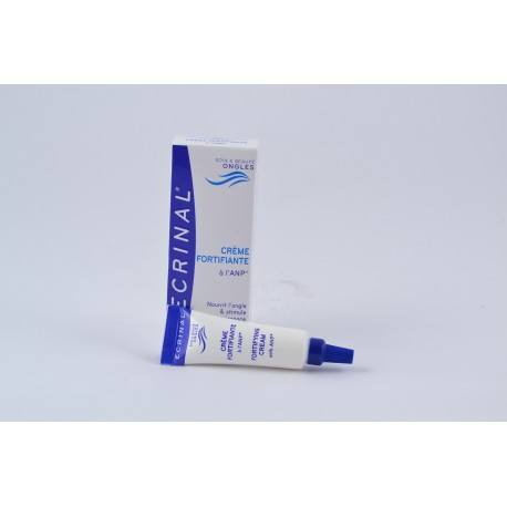 ECRINAL ONGLES Crème fortifiante T/10ml