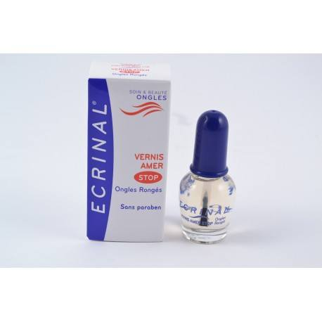 ECRINAL ONGLES Vernis amer ongl rong Fl/10ml