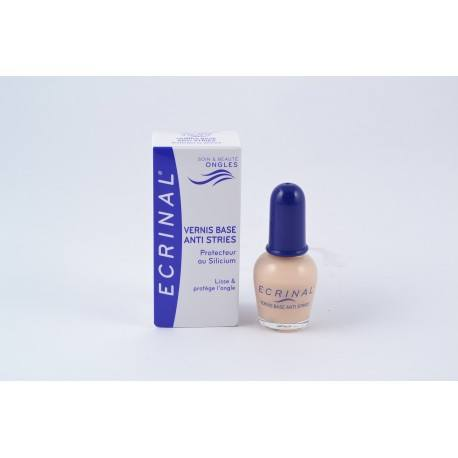ECRINAL ONGLES Vernis base anti-stries 10ml