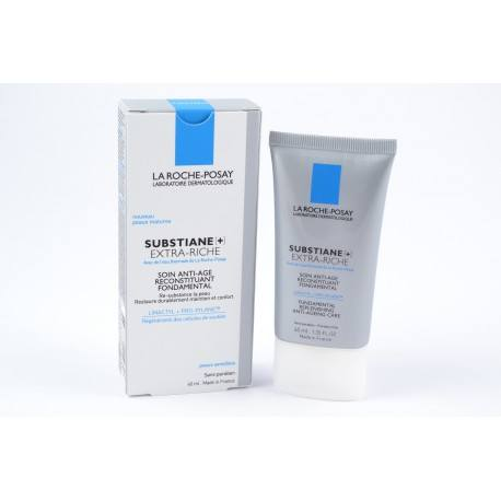 LA ROCHE POSAY SUBSTIANE + EXTRA-RICH Cr affaiss traits 40ml