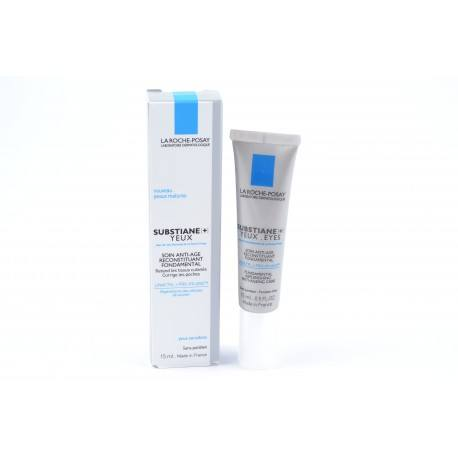 LA ROCHE POSAY SUBSTIANE + YEUX Cr affaiss cont yx T/15ml