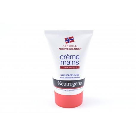 NEUTROGENA Crème non parfumée mains Tube de 50ml