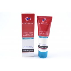 Neutrogena Crème Pieds Callosités Action Exfoliante 50 ml