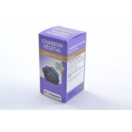 ARKOGELULES Charbon végétal Gélules Flacon de 45