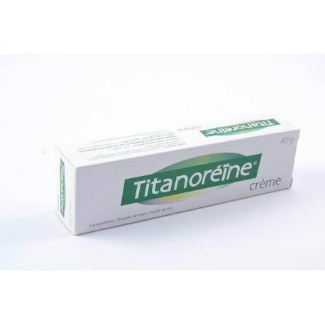 TITANOREINE Crème Tube de 40g