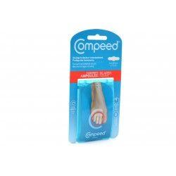 COMPEED AMPOULES Pans spécial orteils B/8