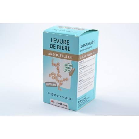 ARKOGELULES Lev bièr Gél Fl/150