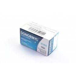 DONORMYL 15mg Comprimés Tube de 10