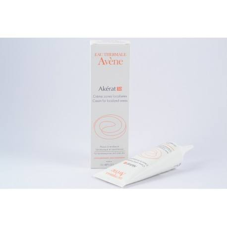 avene akerat s cr me corps zones localis es tube de 100ml. Black Bedroom Furniture Sets. Home Design Ideas