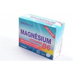 GO VITAL Magnésium Vitamine B6 Comprimés boite de 45