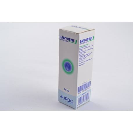 SANYRENE Hle mass anti-escar Fl ppe/20ml