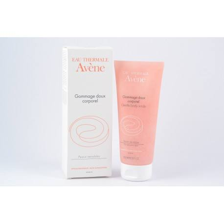 AVENE Gel gommage doux corporel Tube de 200ml