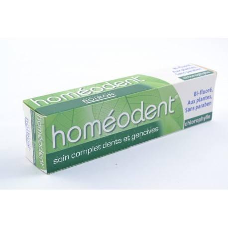 HOMEODENT Soins Complet Pâte dentifrice chlorophyle Tube de 75ml