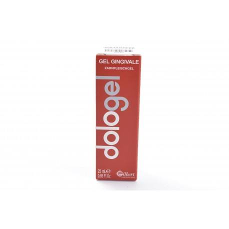 DOLOGEL Gel gingival T/25ml
