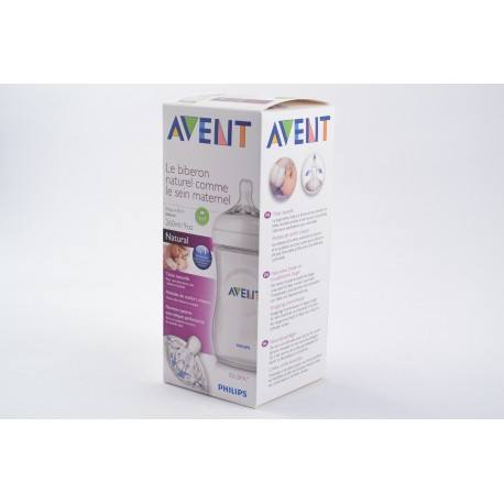 AVENT NATURAL Biberon polypropylène 260ml