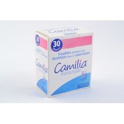 Boiron-Camilia Boiron, Troubles Attribués A La Dentition, Nourrisson, Boite de 30Unidoses de 1ml