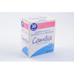 Boiron-Camilia Boiron, Troubles Attribués à La Dentition du Nourrisson Boite de 30 Unidoses de 1ml