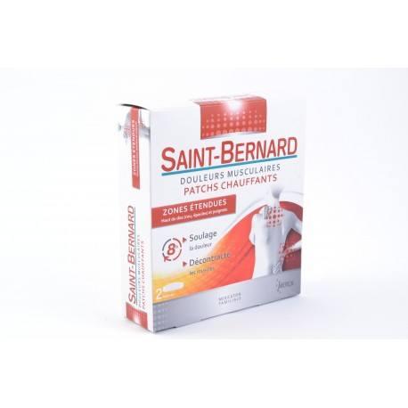 SAINT-BERNARD Patch chauff zones étend B/2