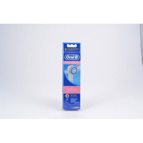 Oral-B - Brossettes - EBS17 x 3 - Sensitive