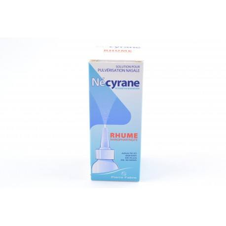 NECYRANE Solution nasale Spray de 10ml