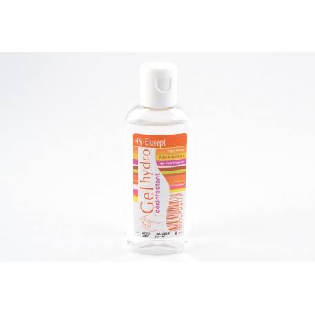 Gel Hydro Alcoolique elusept Flacon de 100ml