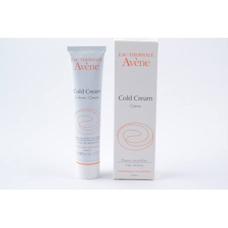 AVENE COLD CREAM Crème visage Tube de 40ml