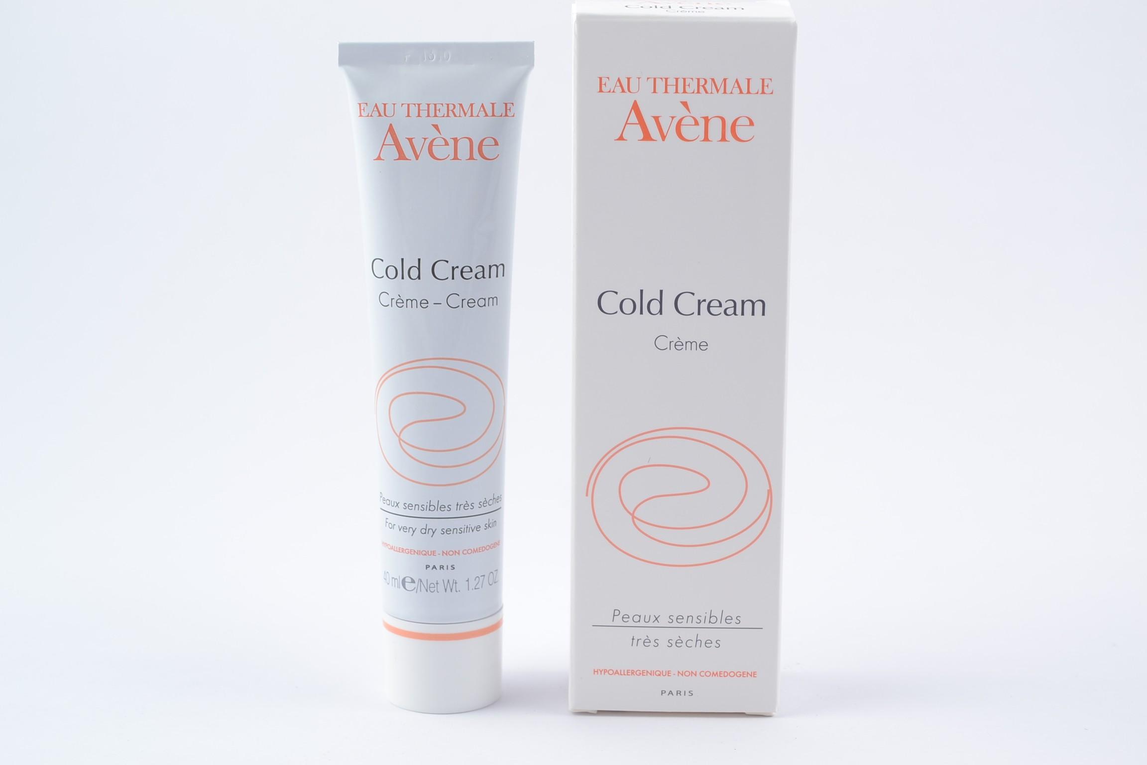cold cream avene