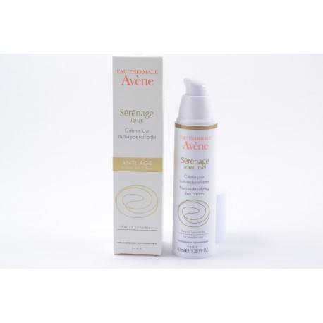 AVENE SERENAGE Cr jour nutri-redensif T/40ml