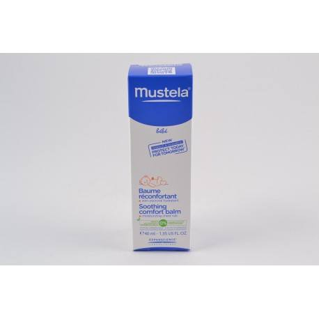 MUSTELA BB Bme réconfortant T/40ml