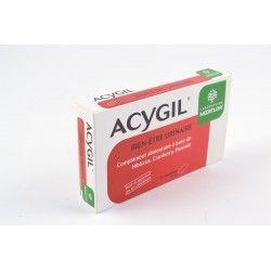 ACYGIL Cpr pell gênes urinaires B/15
