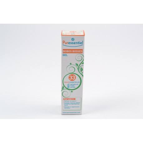 PURESSENTIEL Gel bobos bosses Tube de 30ml