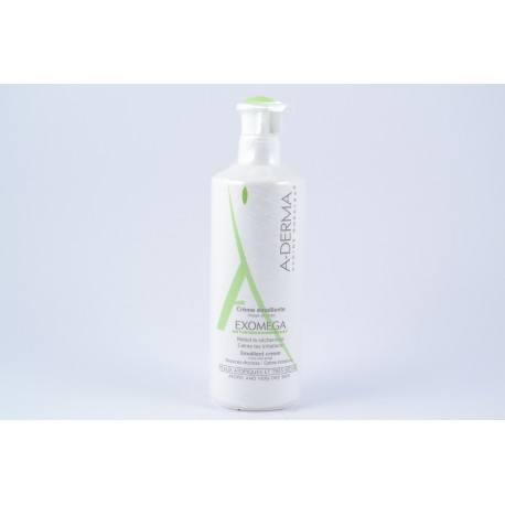 ADERMA EXOMEGA Crème émolliente Flacon pompe de 400ml