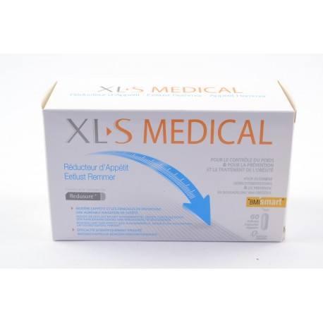 XL-S MEDICAL Gél réducteur appétit B/60