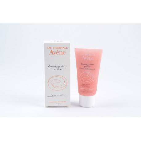 AVENE SOINS ESSENT Emulsion gel gommage doux purifiant tube de 50ml