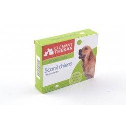 SCANIL Comprimés vermifuges pour chien Boite de 4
