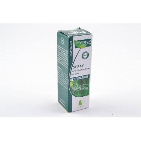 ESCULAPE Solution aromatique Spray de 30ml