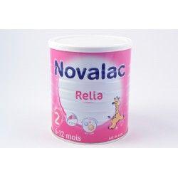 NOVALAC Lait RELIA 2e Âge - 800 g