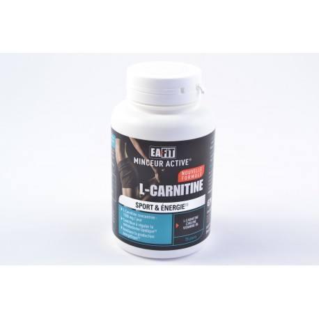 EAFIT L-CARNITINE Gélules boite de 90