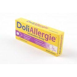 DOLIALLERGIE LORATADINE 10 mg Comprimés Plaquette de 7