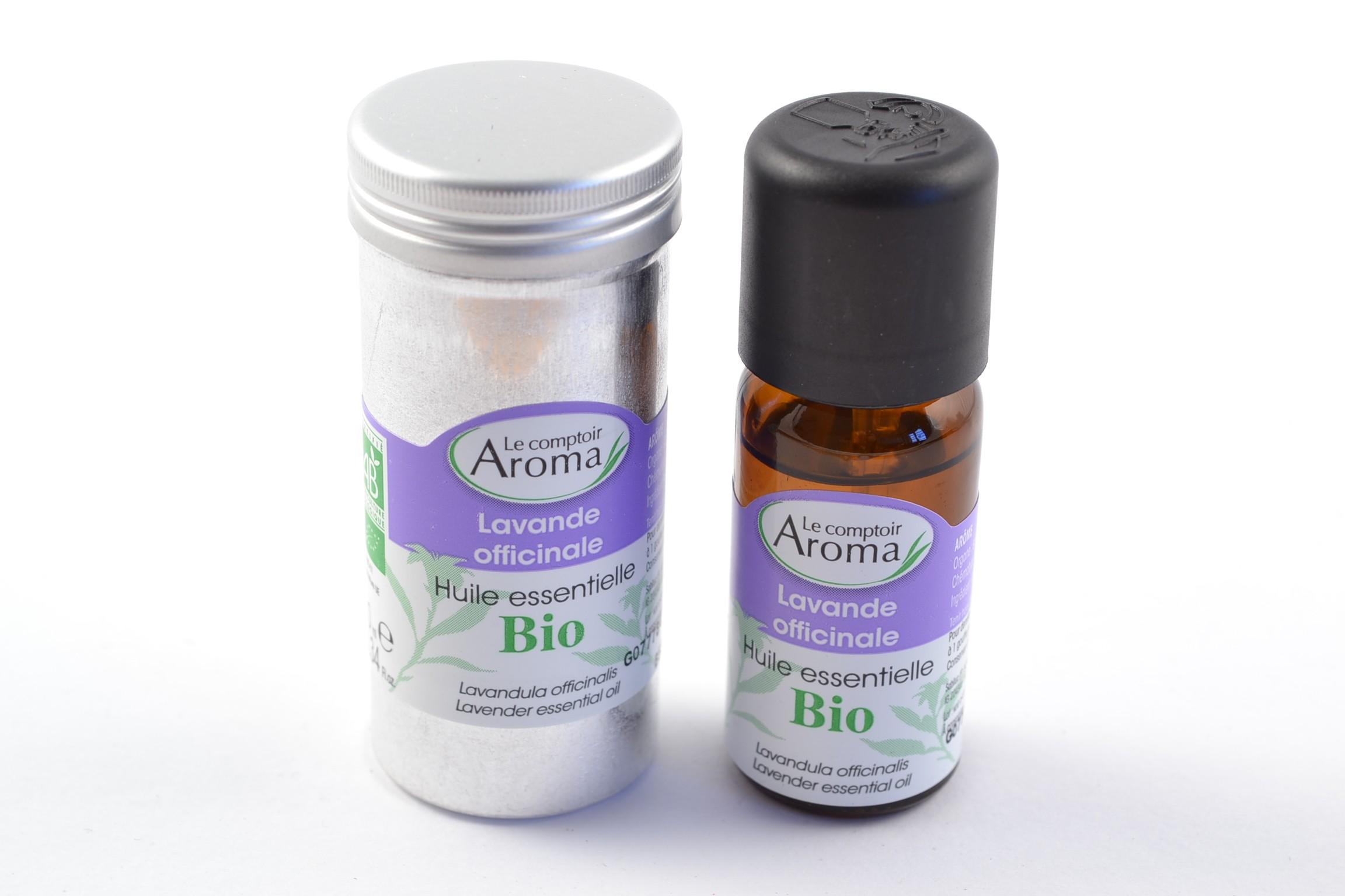lavande officinale huile essentielle